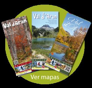 Mapas Val d'Aran