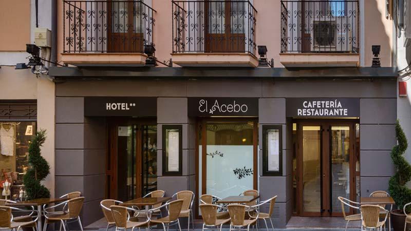 Hotel El Cebo; Jaca