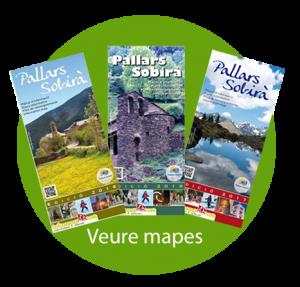 Mapas Pallars Sobirà