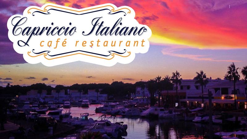 Restaurant Capriccio Italiano Menorca