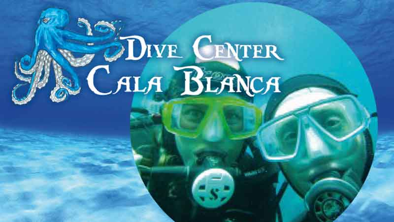Dive Center Cala Blanca, Menorca