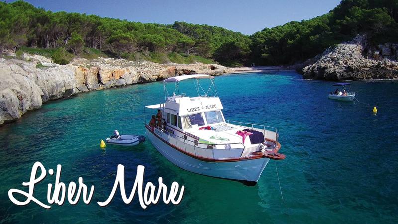 Liber Mare Excursiones En Barco, Menorca