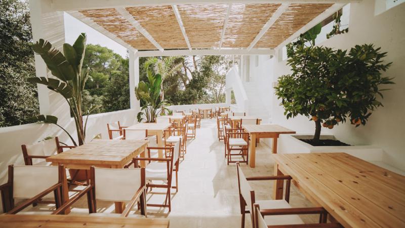 Restaurant Francesca, Cala Galdana, Menorca