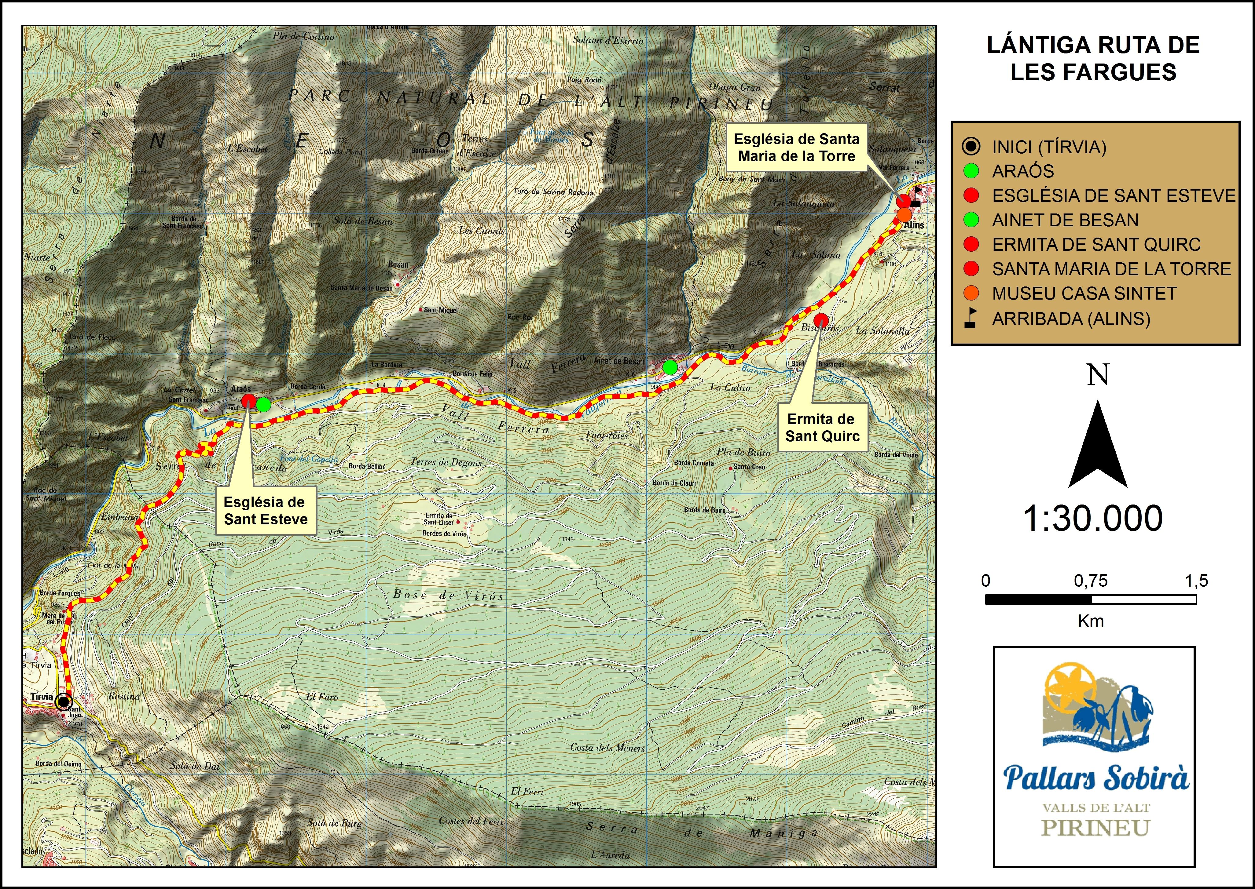Camí Ral de Valferrera