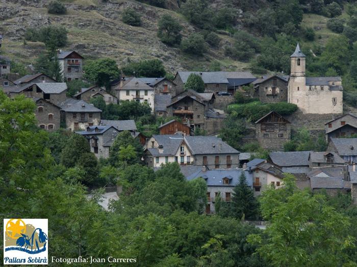 Lladros. Pallars Sobirà