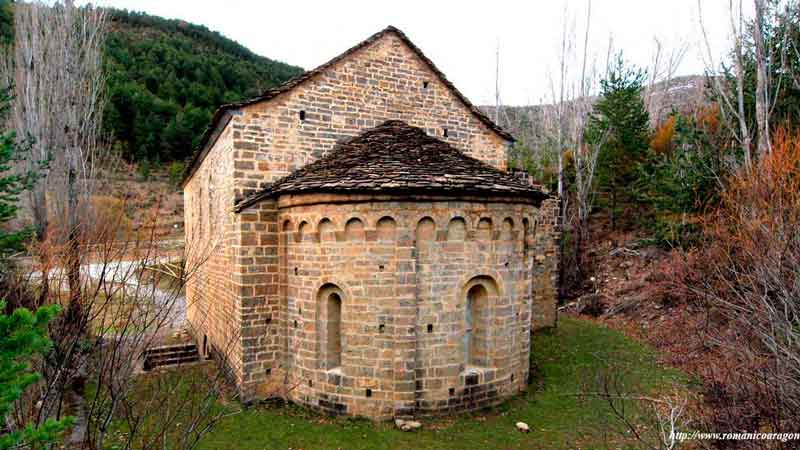 Sant-Adrian-de-Sásabe, Borau