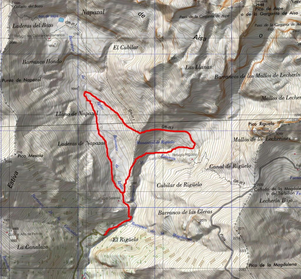 Valle de Igüer