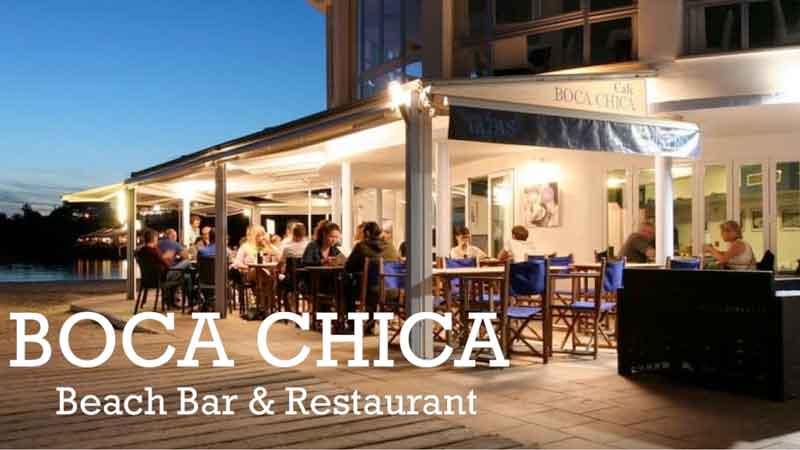 Restaurante Boca Chica, Menorca