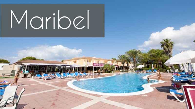 Apartamentos Y Restaurante Maribel. Cala Blanca, Menorca