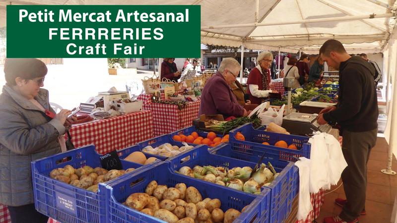 Mercat Artesanal Ferreries