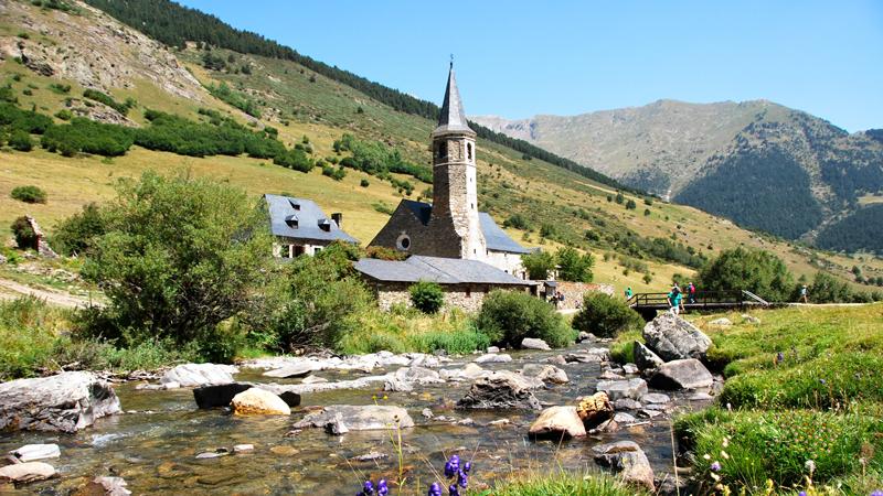 Montgarri Val D'aran