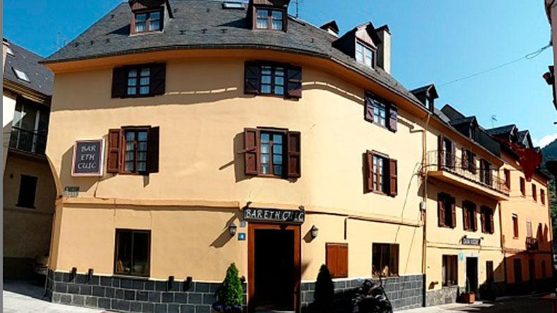 Pensión Casa Vicenta Val D'Aran