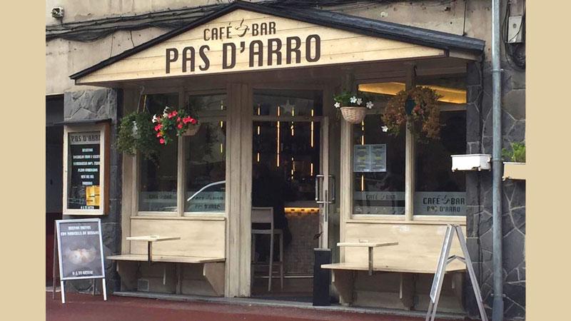 Bar Restaurante Cafetería Pas D'Arró, Vielha