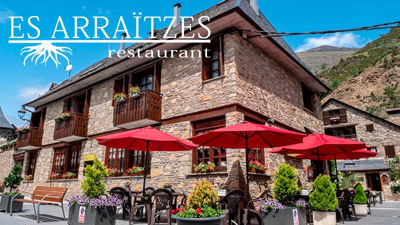 Restaurant ES-ARRAÏTZES, Val D'Aran