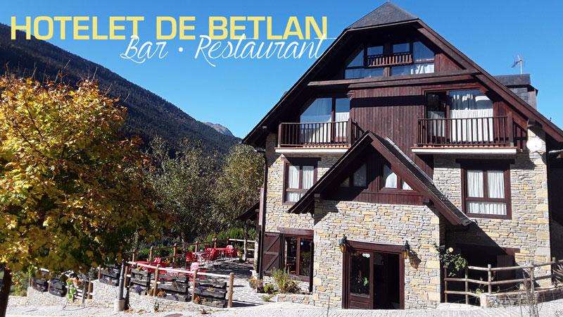 Hotelet De Betlan Vall D'Aran