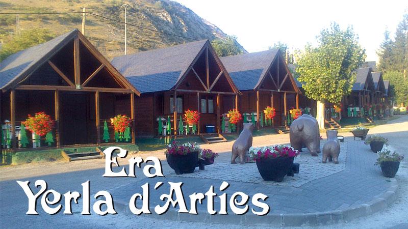 Camping Era Yerla D'Arties, Val D'Aran