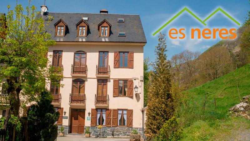 Hotel Restaurante Es Neres Les Val D'Aran