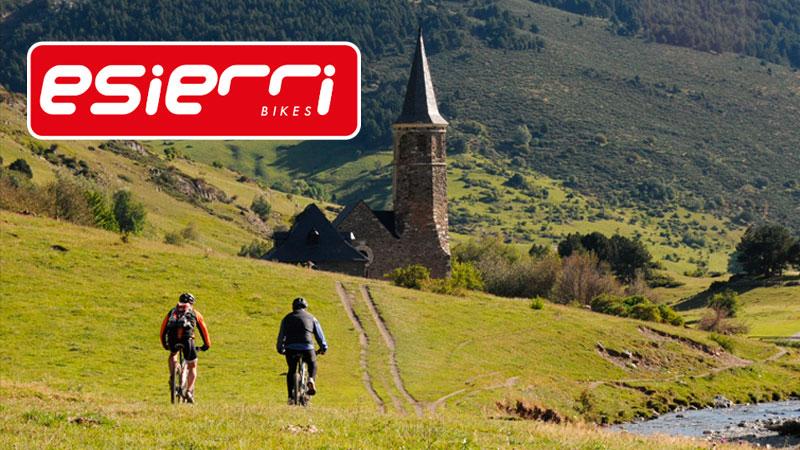 Esierri Bike. Val D'Aran