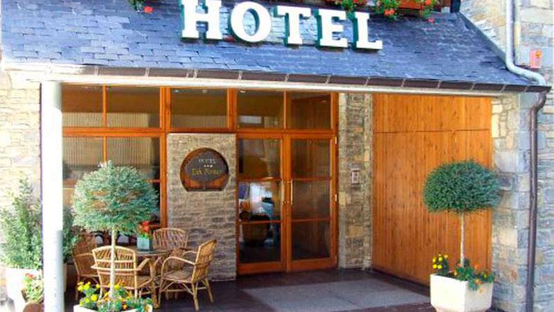 Hotel Eth Pomer