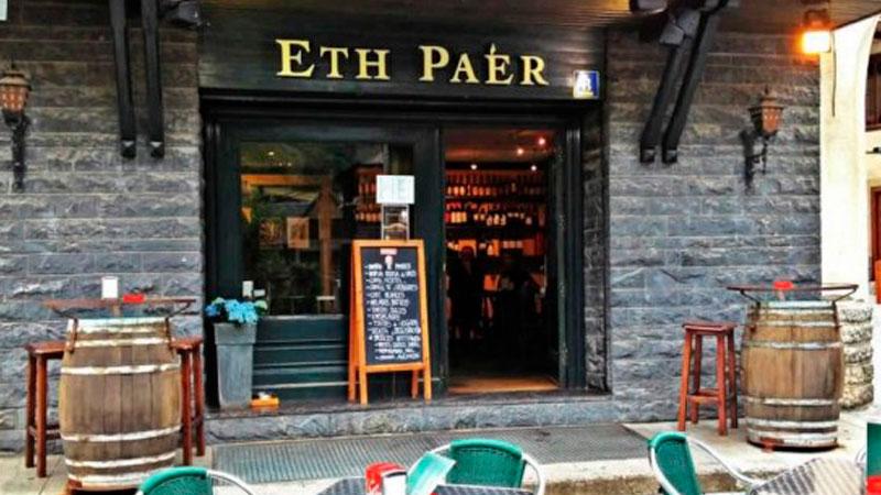 Restaurant Eth Paer Val D'Aran