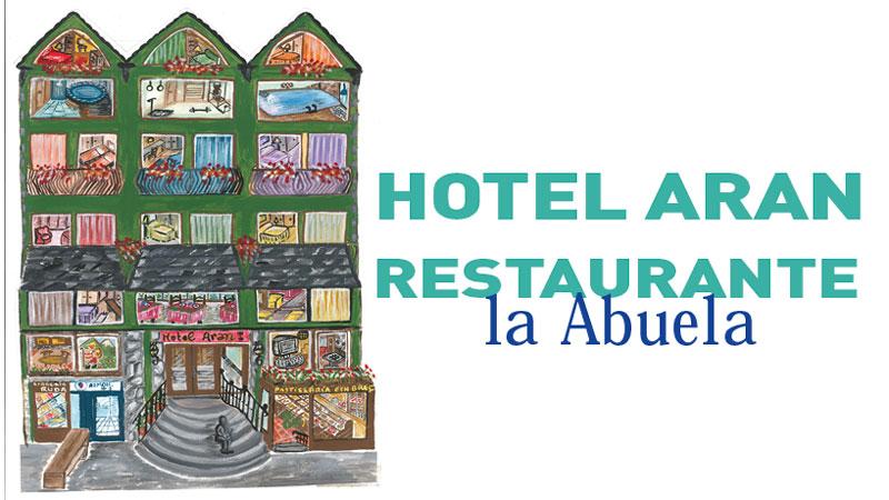 Hotel Aran, Restaurante La Abuela