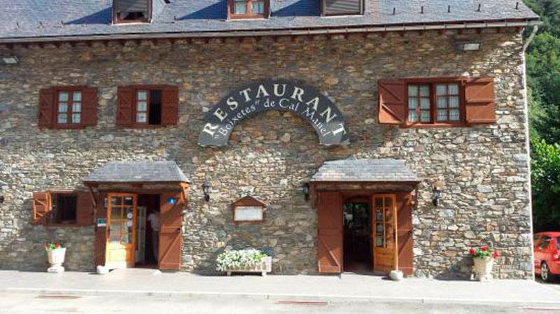 Restaurante Boixetes De Can Manel, Val D'Aran