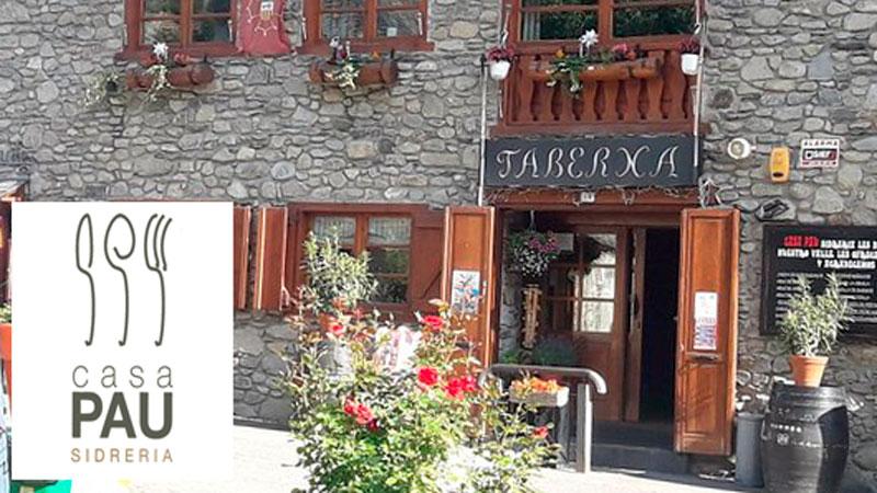sidreria-casa-pau Arties, Val d'Aran