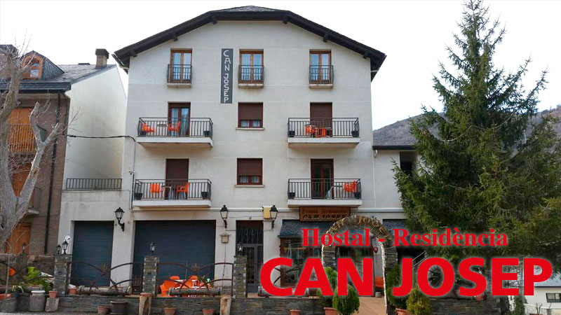 Hostal Restaurant Can Josep Sort, Pallars Sobirà