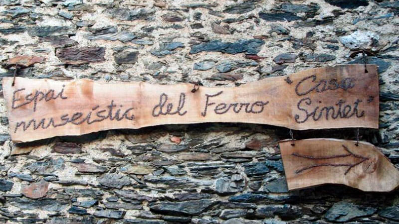 Ecomuseu-Can-Sintet, Alins, Pallars Sobirà