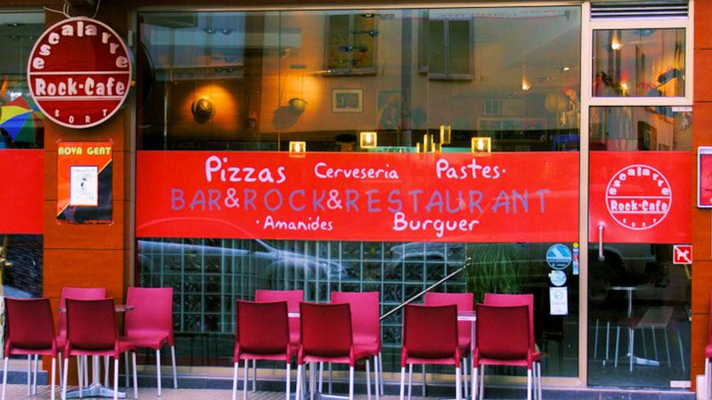 Escalarre-Rock-Café, Sort, Pallars Sobirà