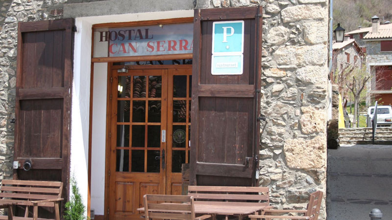 Hostal--Can-Serra-Pardines-Ripolles-Girona