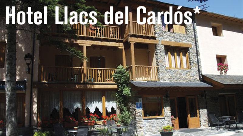 Hotel Llacs De Cardós, Tavascan, Pallars Sobirà