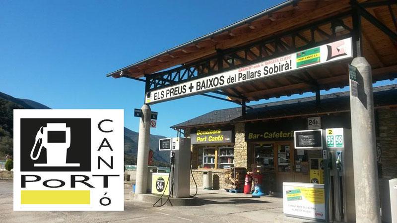 Benzinera Port Cantó , Pallars Sobirà