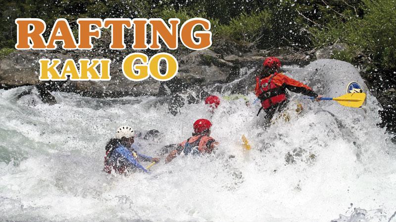 Rafting-Kaki-Go, SORT, Pallars Sobirà
