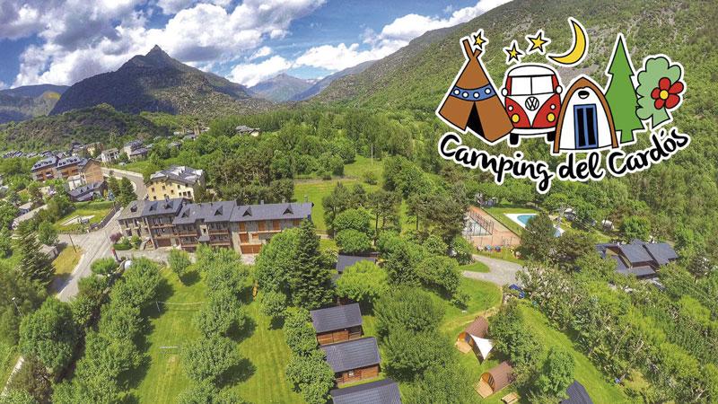 El Càmping Del Cardós, Pallars Sobirà