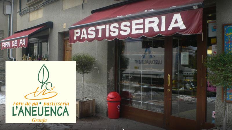 El Forn De Pa I Pastisseria L'Aneuenca D'Esterri D'Àneu