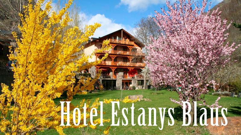 Hotel Estanys Blaus, Tavascan, Pallars Sobirà