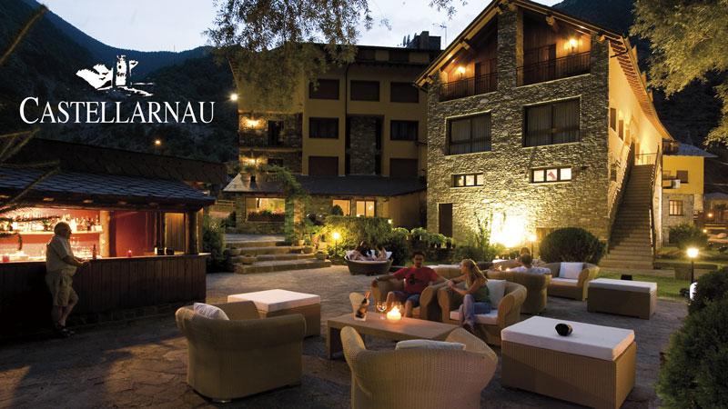 Hotel Castellarnau, Escaló, Pallars Sobirà