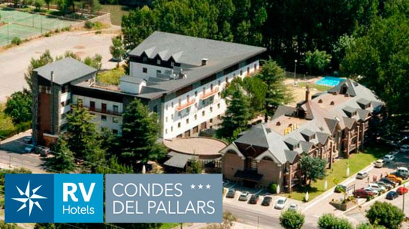 Hotel Condes Del Pallars, Rialp, Pallars Sobirà