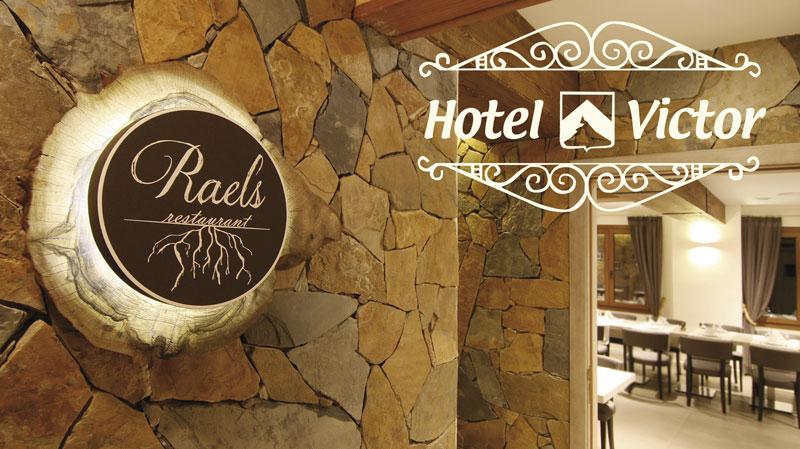 Hotel Victor Restaurant Raels, Rialp, Pallars Sobirà