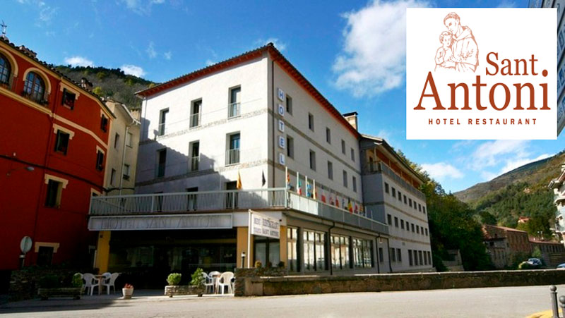Hotel-Sant-Antoni-Ribes-de--Freser