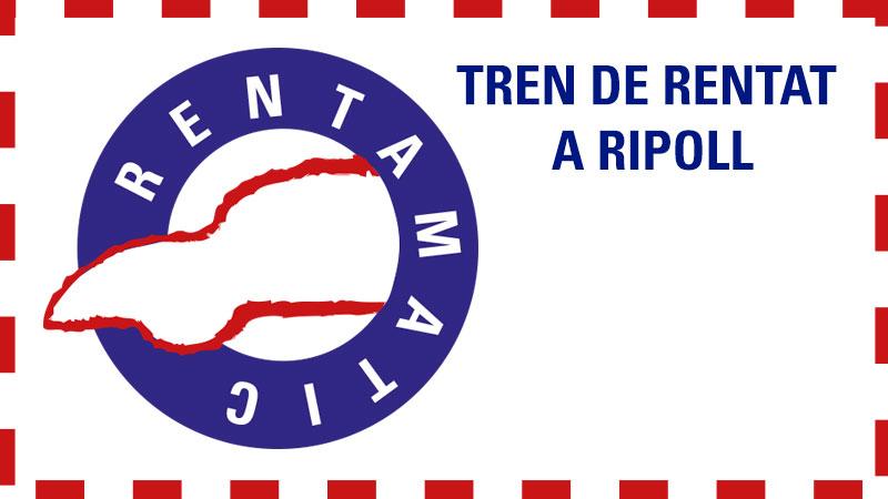 Rentamatic Tren De Rentat A Ripoll