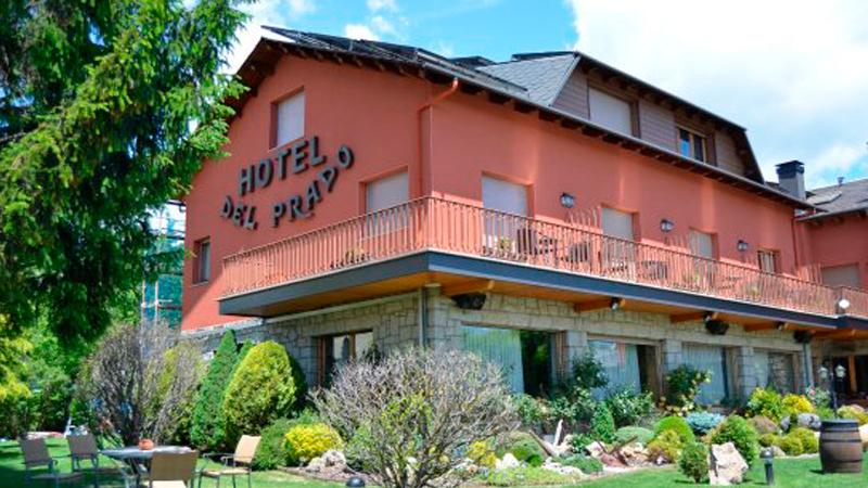 Hotel-del-prado-.puigcerda-la Cerdanya