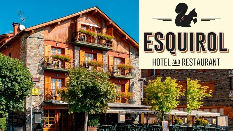 Hotel-esquirol-llivia-la Cerdanya