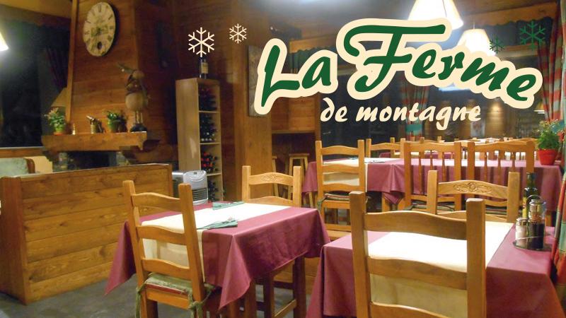 La-Ferme-de-Montagne Restaurant La Molina La Cerdanya Pyrenees