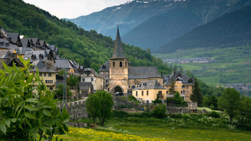 Gausac_Val D'Aran Hiking Pyrenees