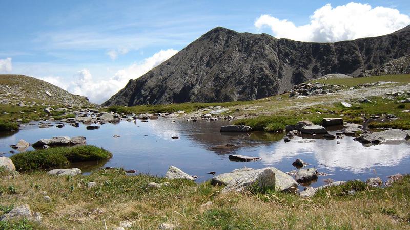 Naixament Del Riu Ter Vall De Camprodon Ripolles Hiking Pyrenees