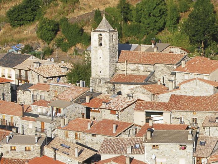 Setcases Ripollés Pyrenees