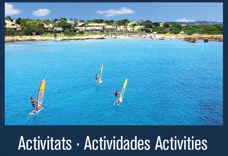 Actividades-Activities_Ciutadella_Menorca_infomapas