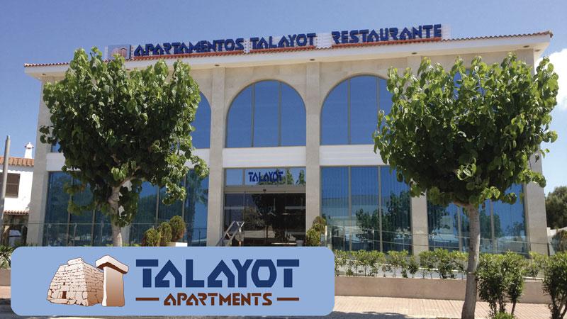 Apartamentos Talayot